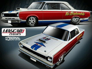 "Mascar Classics Pro Stock 69 S/C Rambler ""Mr. Deplorable"""