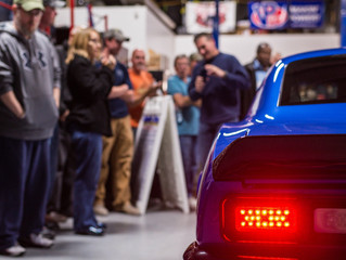 Quintin Brothers Performance Sneak Peek for Vermont locals then hit the road to SEMA to compete in B