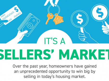 Orange County Housing, It's a Sellers' Market!