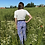 "Thumbnail: Pantalon fleuri ""Marguerite"""