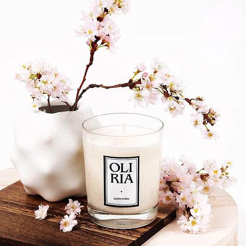 "Bougie Oliria ""Cerisier en fleur"""