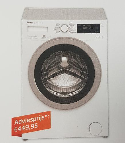 Beko wasmachine WTV7735XSO