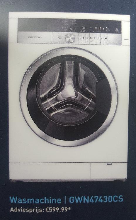 GRUNDIG Wasmachine GWN47430CS