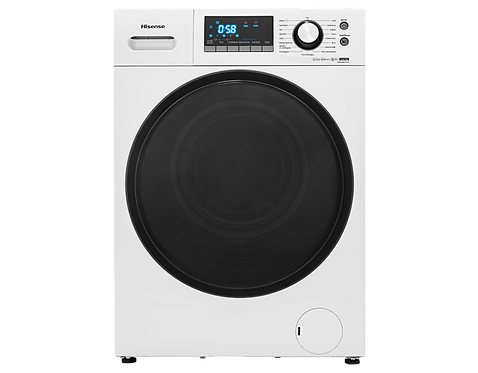 Hisense WFEH9014V Ideaal voor elk huishouden