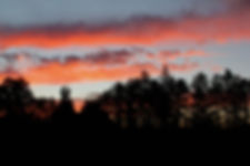 Sunrise in Georgia