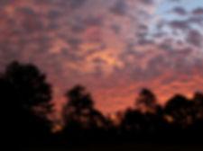 October Sunrise in Georgia