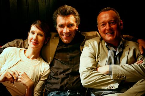 Ian Dickinson, Megan Gay & Stefan Lochau