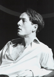 Ian Dickinson as Richard in The Lover by