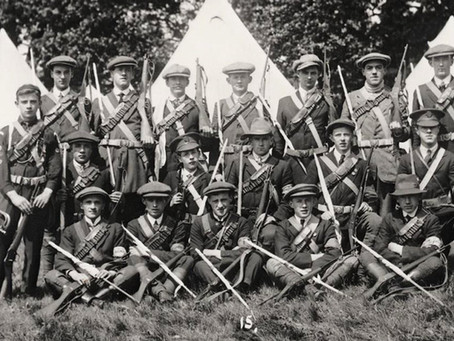 Ireland 1900 - 1925: Crisis, War and Revolution A Level Resource