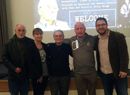 Close to Evil - An Evening with Tomi Reichental