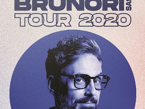 Viaggio in Bus A/R -Concerto Brunori Sas Palacalafiore RC 14 Novembre