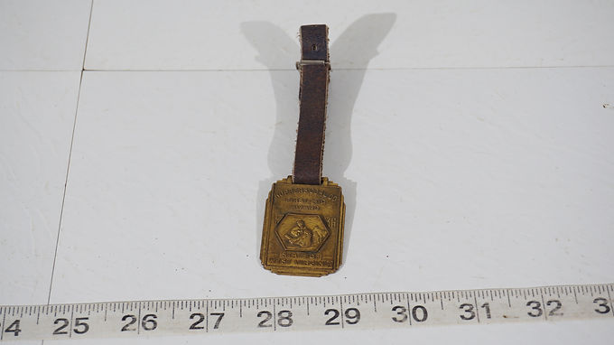 1936 Advertising Watch Fob - Koppers Coal Co