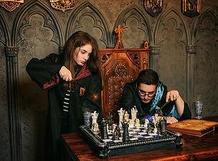 Carte cadeau Harry potter escape game