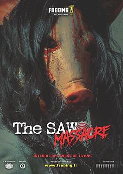 AFFICHE-THE-SAW-MASSACRE-ESCAPE-GAME-FRE