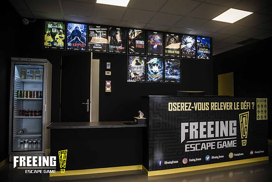 Freeing Escape Game 60 Oise