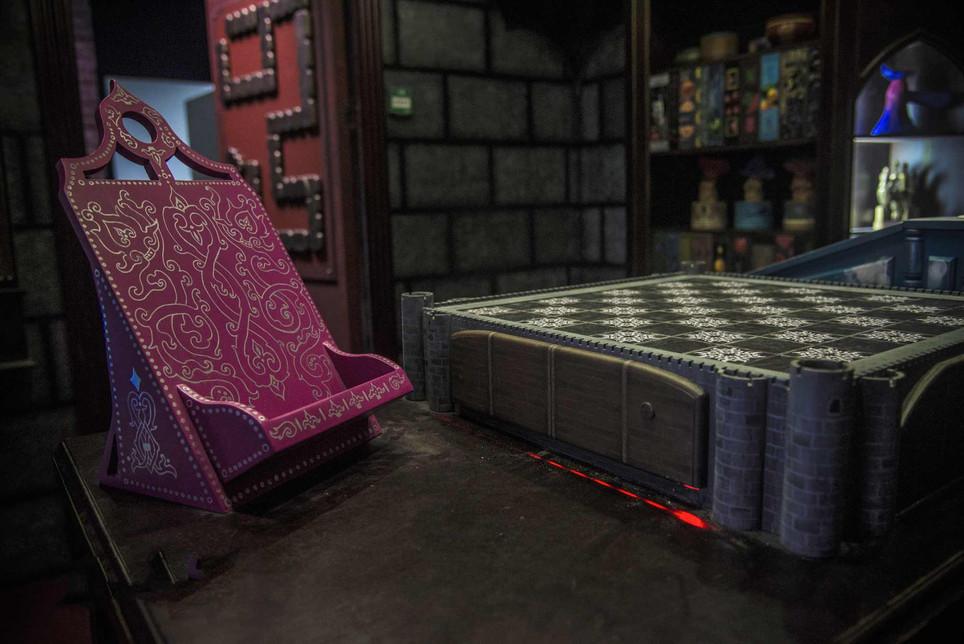 Image 1 Ecole des sorciers escape game