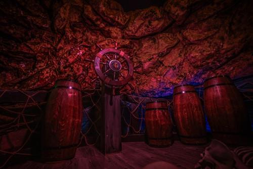 Salle du navire maudit