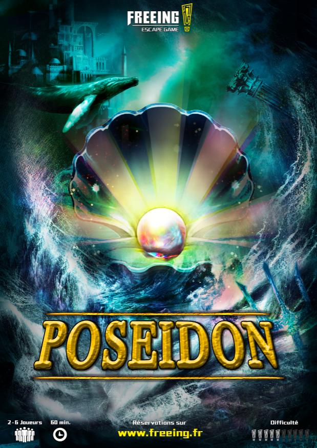 salle poseidon freeing escape game