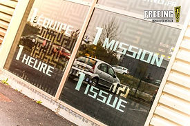 adresse freeing escape game