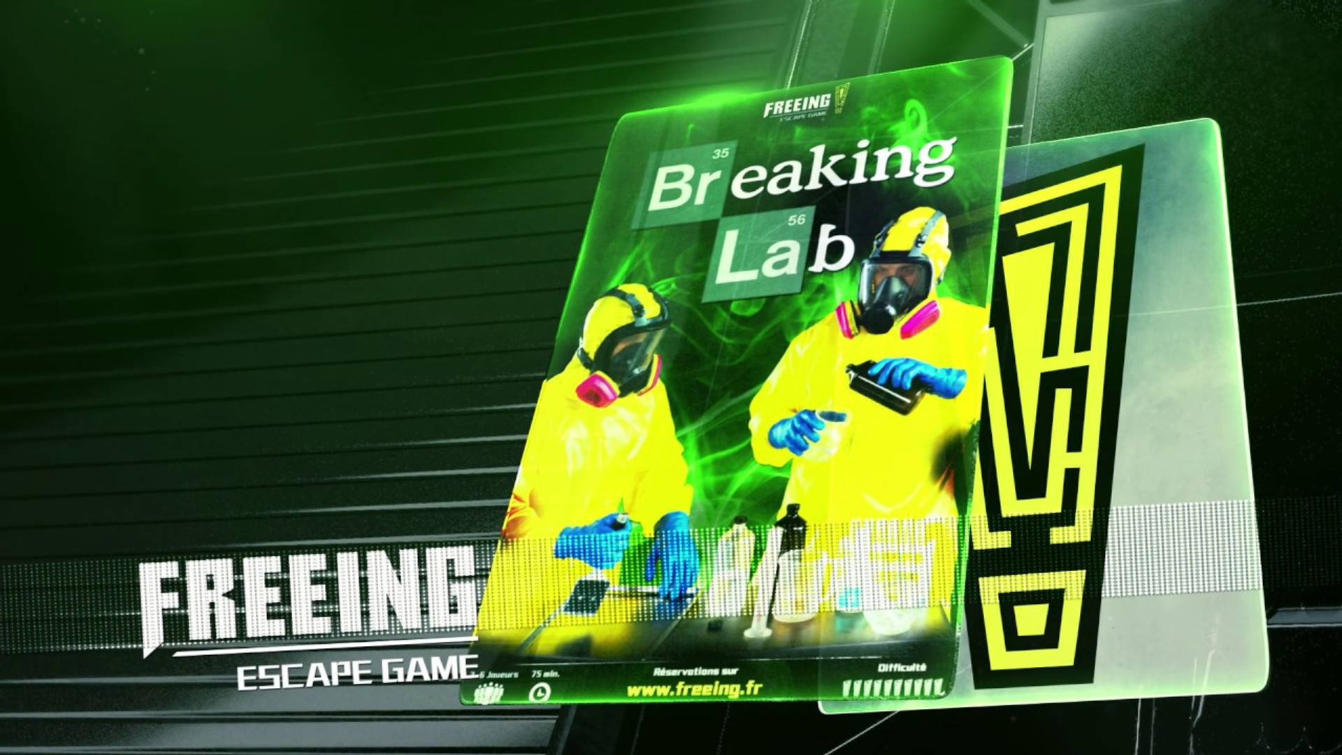 bande annonce Breaking Lab
