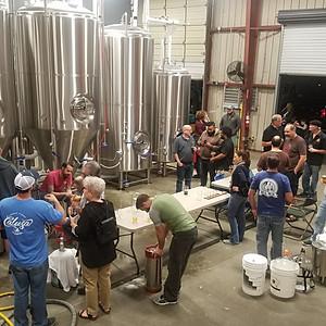 Calusa Brew Day & Social