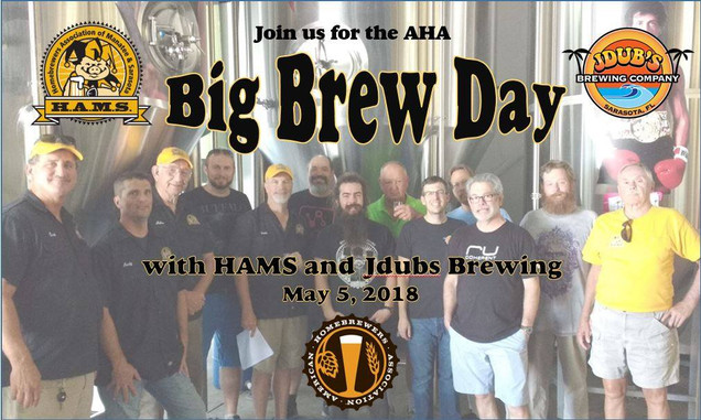 Coming soon: Big Brew Day 2018