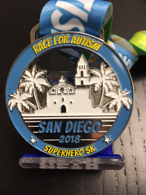 2018Race Medal