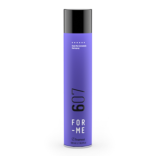 FOR-ME 607 Hold Me Extremely Hairspray 500ml