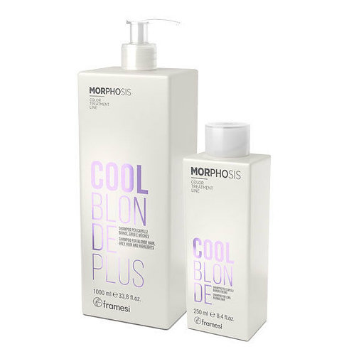 MORPHOSIS Cool Blonde Shampoo 250ml/1000ml