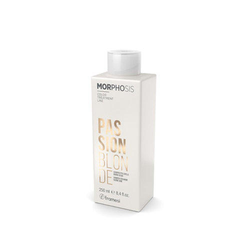 MORPHOSIS Passion Blonde Shampoo 250ml