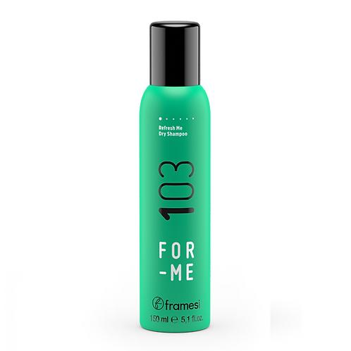 FOR-ME 103 Refresh Me Dry Shampoo 150ml