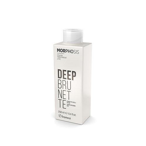 MORPHOSIS Deep Brunette Shampoo 250ml