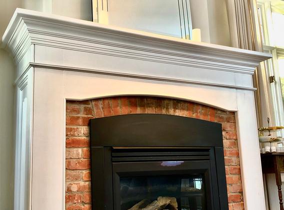 Eleanor fireplace