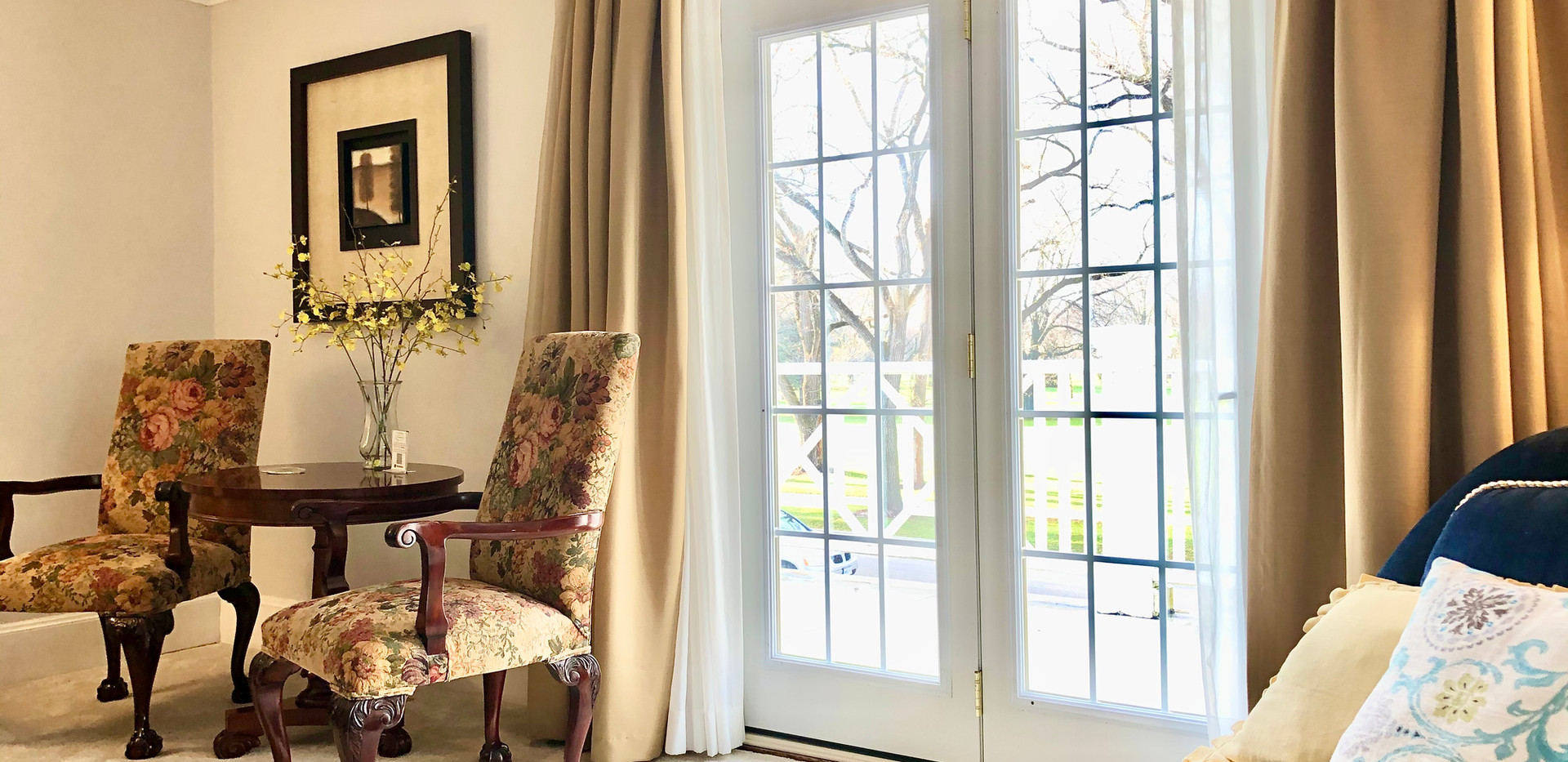 Samantha French Doors