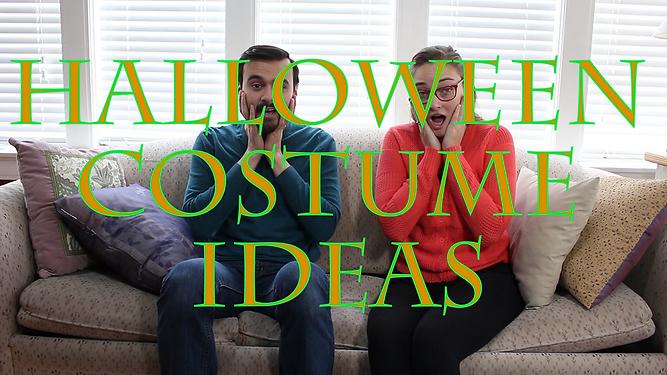 Halloween Costume Ideas (2015)