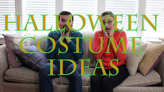 Halloween Costume Ideas (2015)