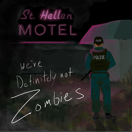 Smadam Productions presents We're Definitely Not Zombies