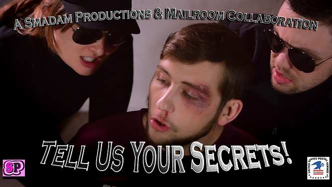 Tell Us Your Secrets (2016)