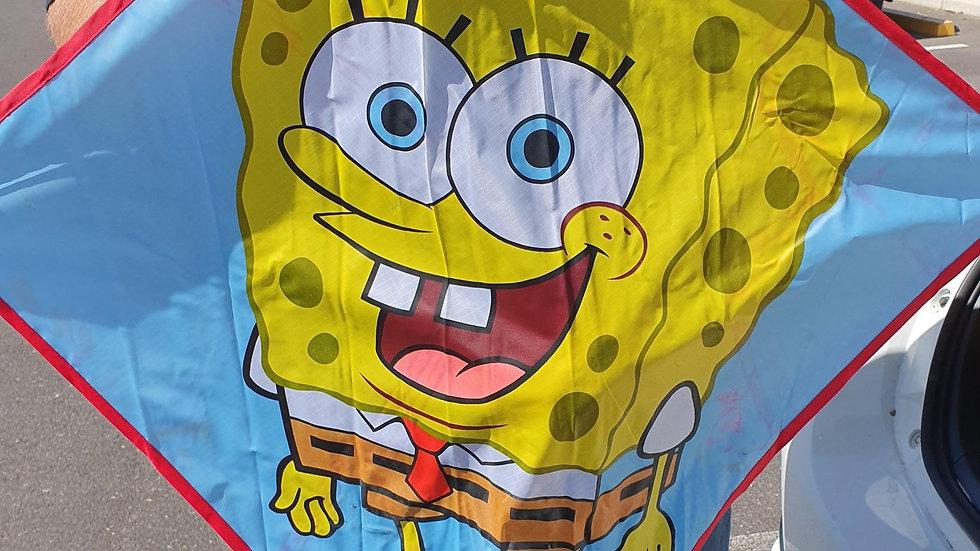 Budget Spongebob Kite