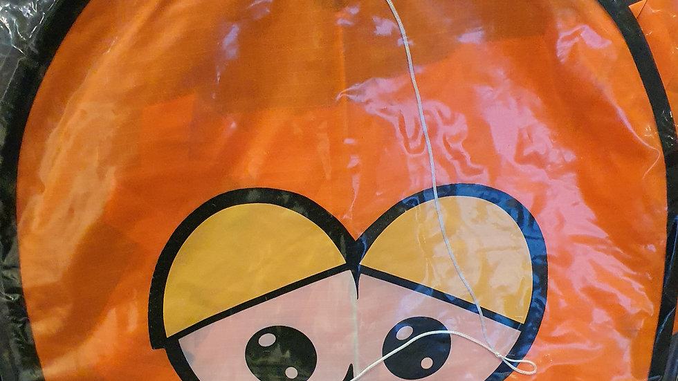 K2K Orange octopus