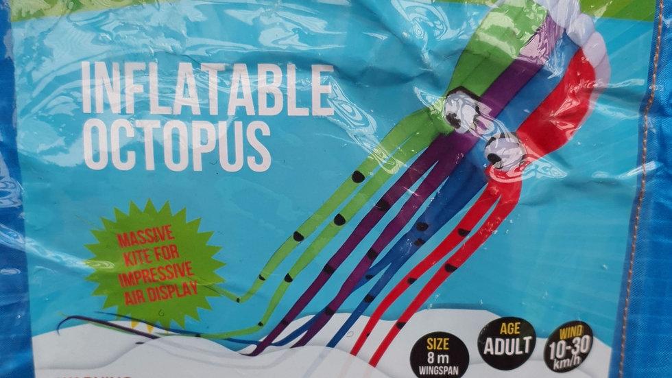 8m Rainbow Octopus (High as a kite)