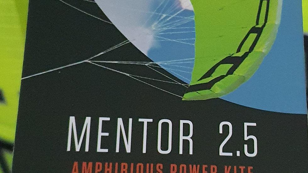 Prism mentor 2.5 power kite