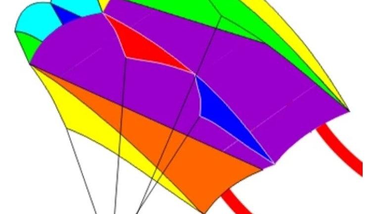 Windspeed Pocket Parafoil
