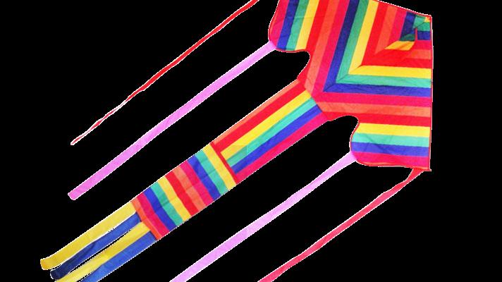 Large Rainbow (High as a kite)