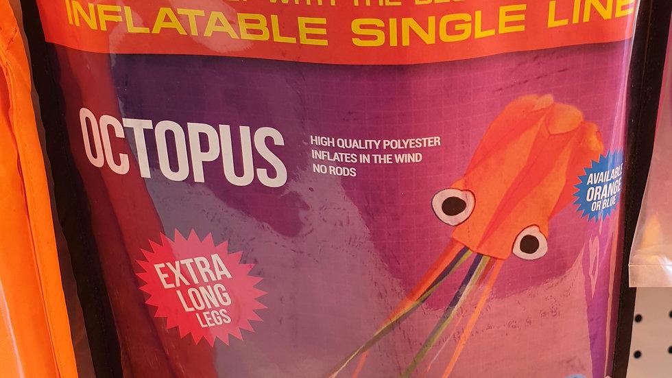 Octopus Blue or Orange (High as a kite)