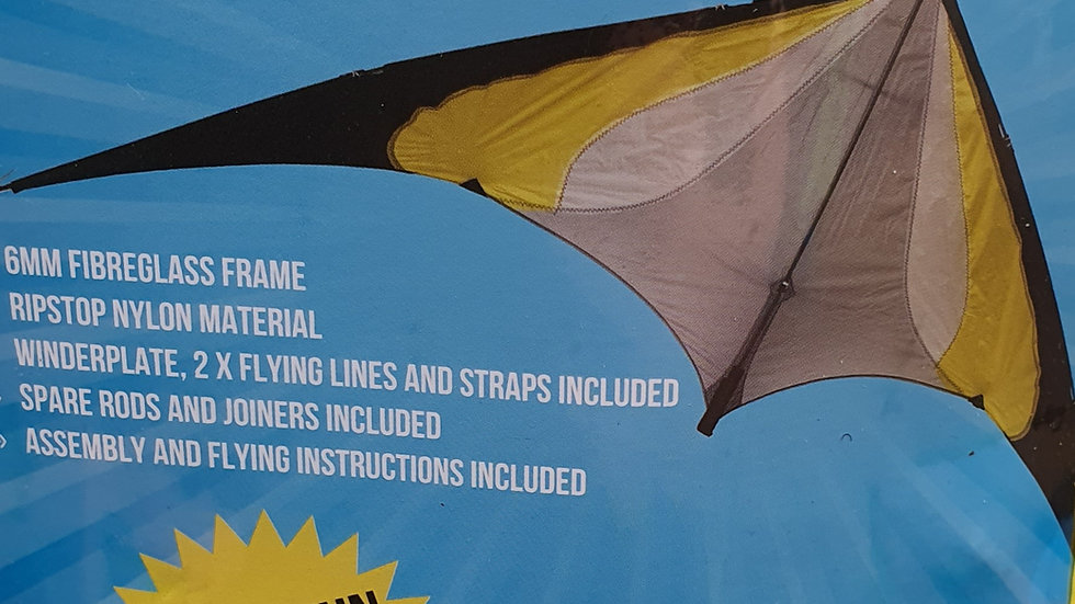 Quantum (High as a kite)