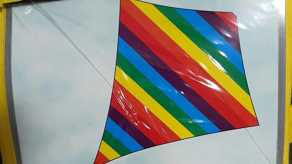 Windspeed rainbow diamond