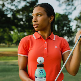 Alexis Belton Ladies PGA And Long Drive