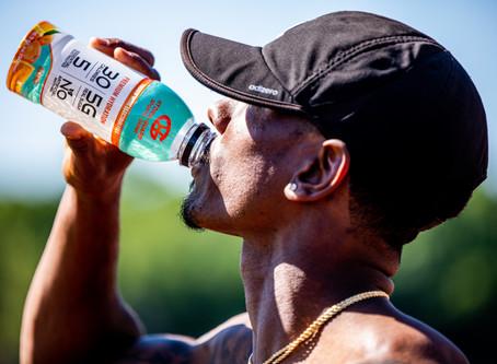U.S. Triple Jump Star Donald Scott Joins Hydra-Guard Sports Drink