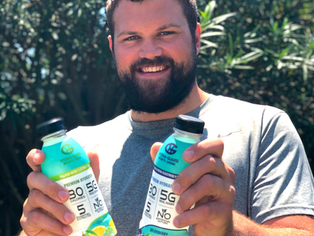 New Orleans Saints' Ryan Ramczyk Announces Partnership with Hydra-Guard Sports Drink